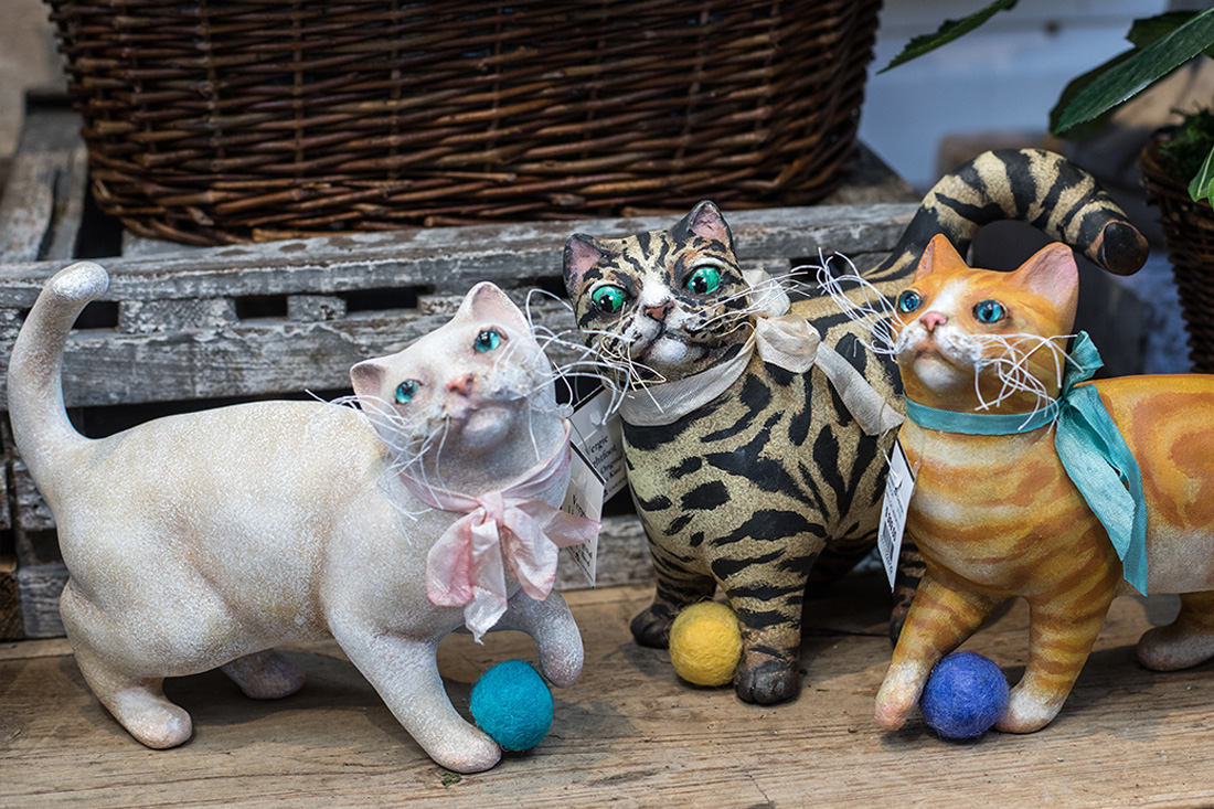 Image of Cat Collectibles