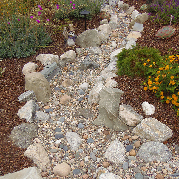 Image of a Stone Pathway
