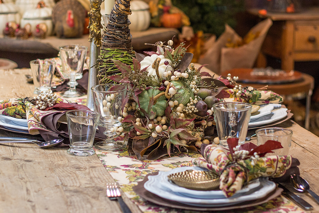 Image of Fall Holiday Decor