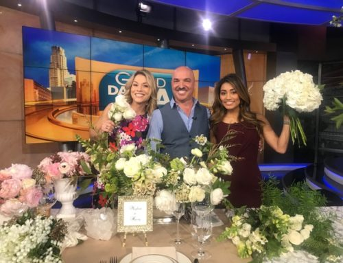 Royal Florals on Good Day LA with Christopher Nichols