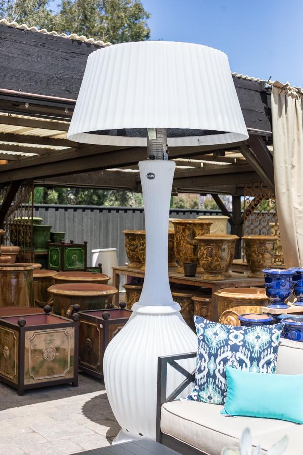 outdoor living lamp patio heater rogers gardens