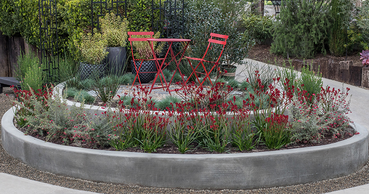 patio gardening small space garden