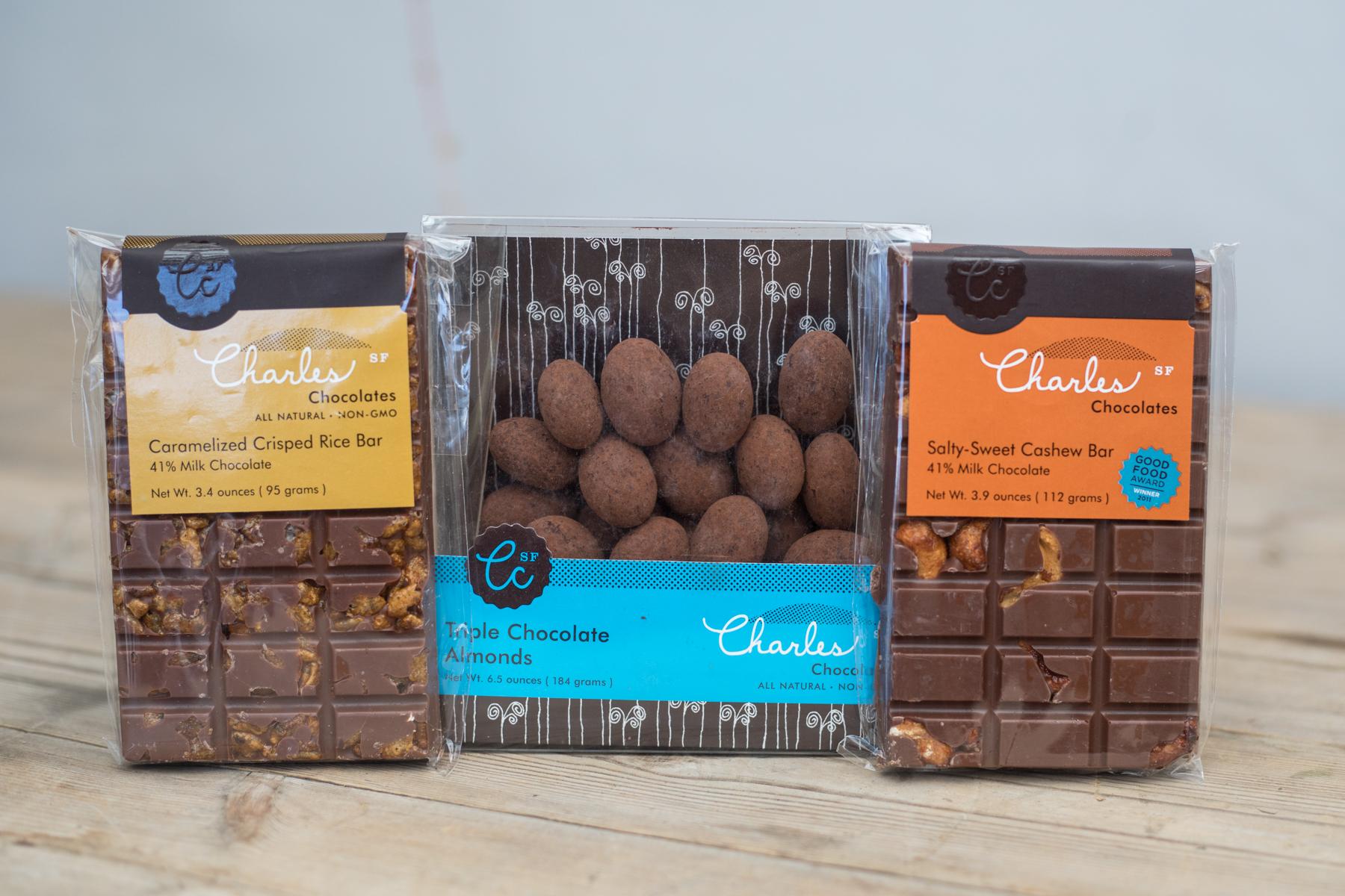gourmet foods rogers gardens chocolates
