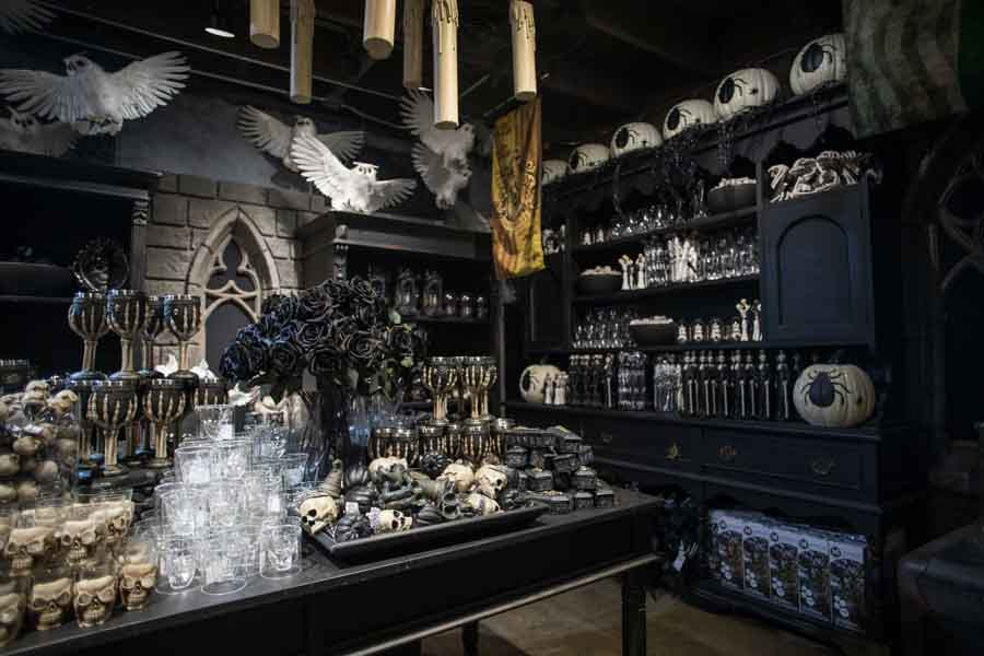 Halloween 2018 - The Great Hall