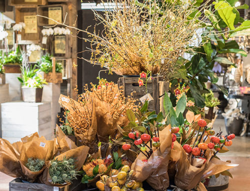 Autumn in the Garden Rooms • Inspiring Fall Décor