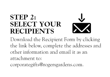 An image of Step 2: Select your Recipients
