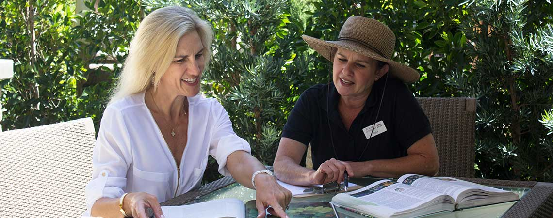 An image of Consultations for Garden Services