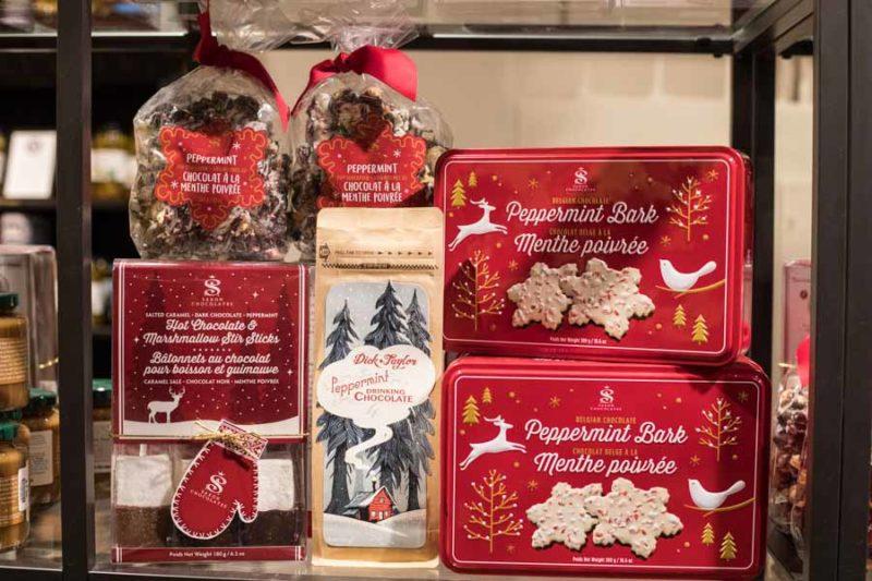 An image of Saxon Chocolate Christmas Goodies
