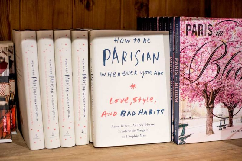 An image of How to be Parisian Whenever You Are Book
