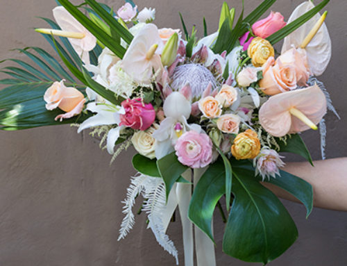 October Bridal Bouquets