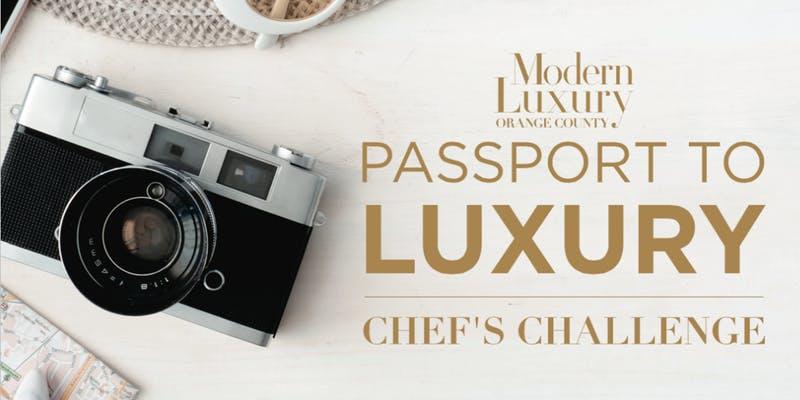 Passport to Luxury - Modern Luxury event