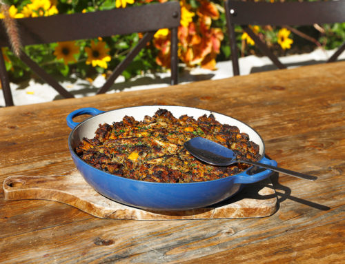 Chef Rich Mead's Thanksgiving Stuffing Recipe