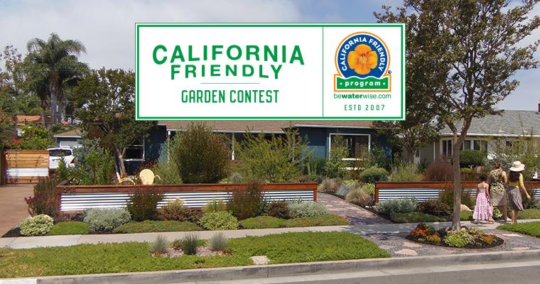 California Friendly Gardening Contest