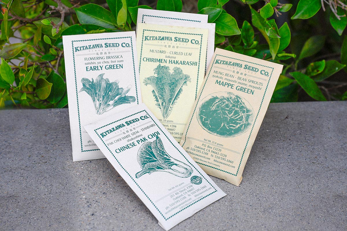Specialty Veggie Seeds